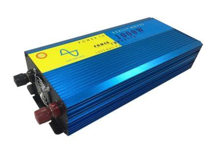 Inverter Καθαρού ημιτόνου SQ-FB1000 12v σε 220V 1000W