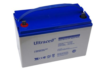 Μπαταρία ULTRACELL GEL UCG 12V – 100AH